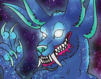 Space Werewolf