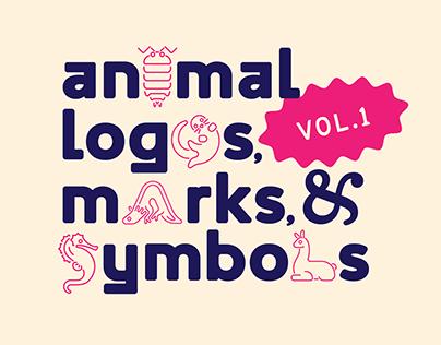 Animal Logos, Marks, & Symbols Vol. 1