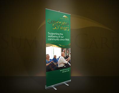 SummitCare - 50th Anniversary