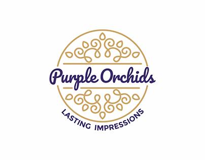 Purple Orchids - Branding