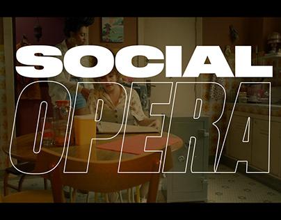 Facebook . Skol Social Opera Case