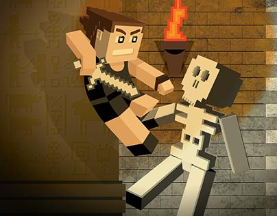 Minecraft Adventure 2