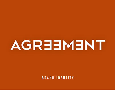 Agreement - Brand Identity | Graphic Design