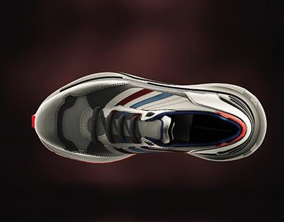 Adidas Sneakers 3D