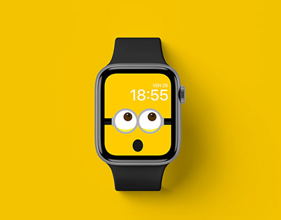 Minions Faces - Apple Watch