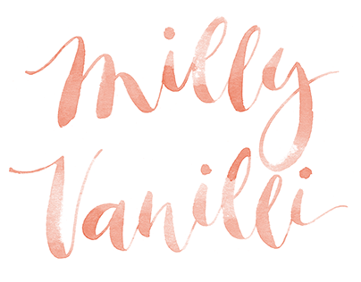 Milly Vanilli Logo