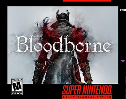 16bit Bloodborne™