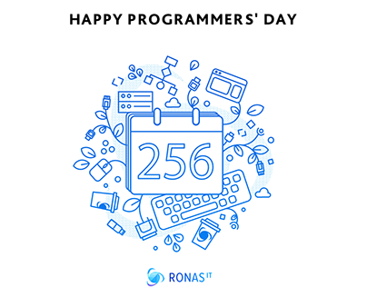 Programmer's Day (social media art)