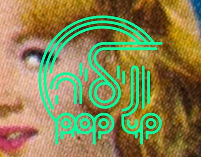 Vanilia pop-up