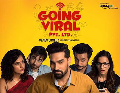Poster for Going Viral Pvt. Ltd.