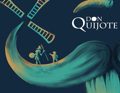 Portada Don Quijote de la Mancha