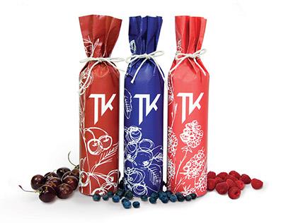 TK Wine Packaging