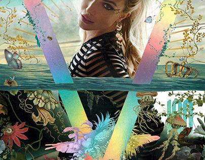 Britney Spears x V Magazine