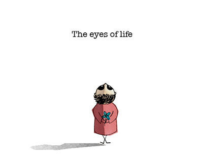 The eyes of life