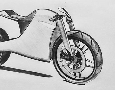 Automobile Sketches