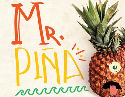 Mr. Piña, El Barman Tropical