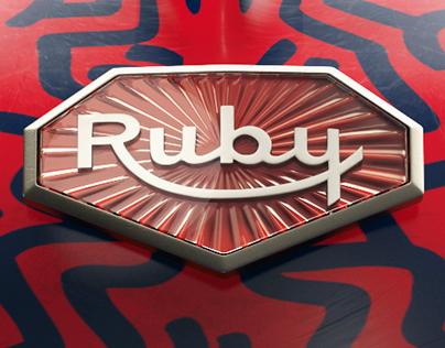 Ruby Pavillon Helmet