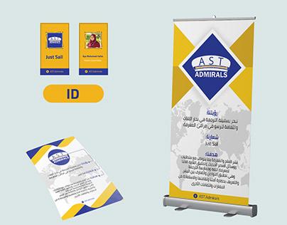 AST Admirals (Roll up - Flyer - ID)