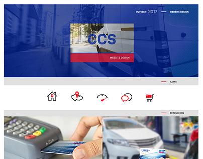 CCS Landing page