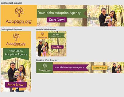Adoption Advertisements