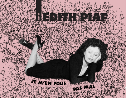 Homage a Edith Piaf