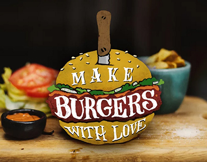 Make Burgers with Love