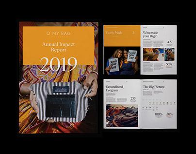 Annual Impact Report O My Bag Amsterdam
