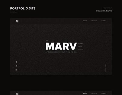 Portfolio UI