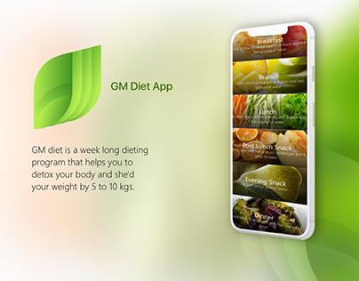 GM Diet app