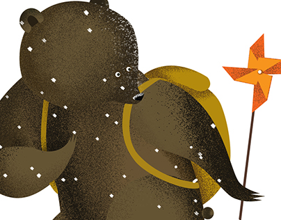 Kamchatka bears/The New Year
