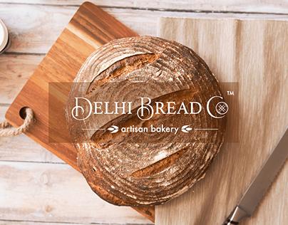 Packaging Design | Delhi Bread Co.