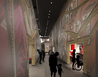 Design 7- Fractured Museum