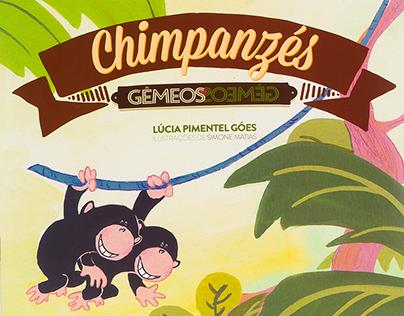 Chimpanzés gêmeos | Book