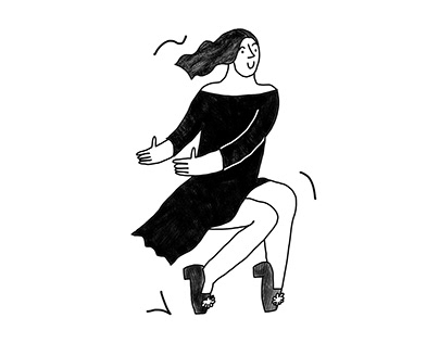 Girls / Illustration