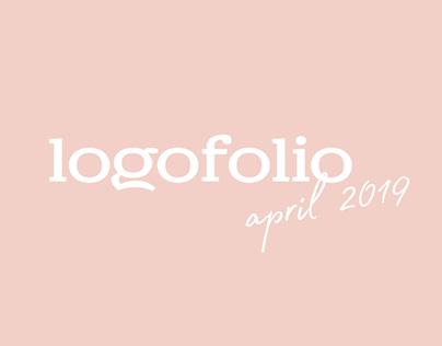 Logofolio april 2019 - Logo design