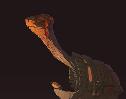 Pilot Turtle