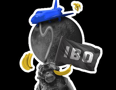 IBO STICKER PACK