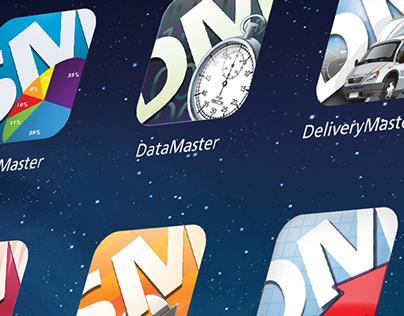App Suite Icon Set