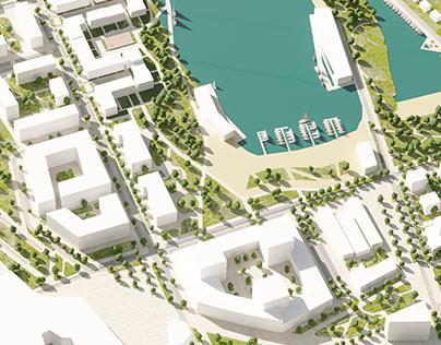 Bagry '19 - Urban planning study with Robert Zapała