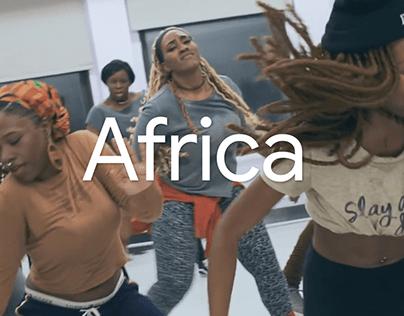 Google - Africa Day