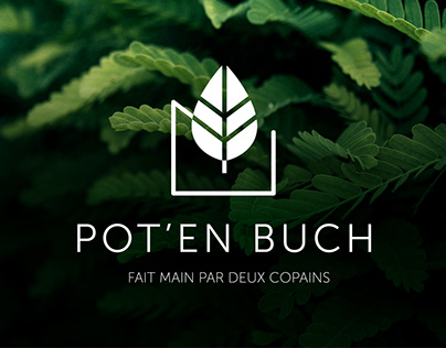 POT'EN BUCH - Branding