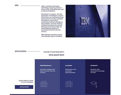 IBM datathon