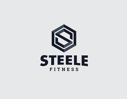 Steele Fitness Brand Identity