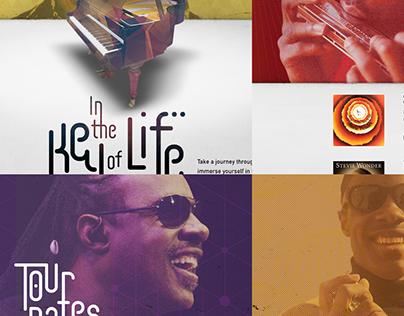 Stevie Wonder - Official site