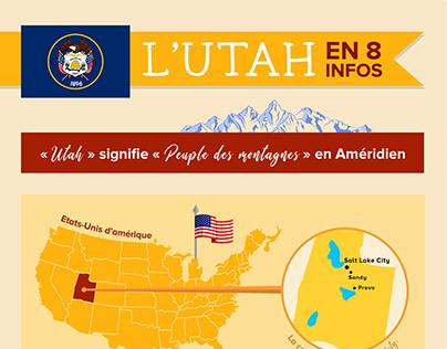 Utah infographic