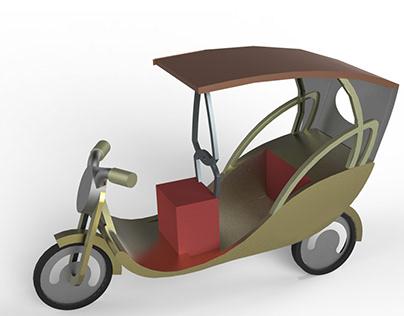 E-Rickshaw Redesign