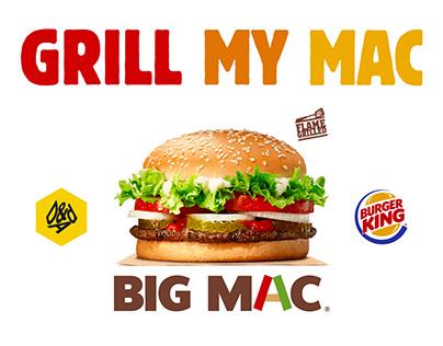 Burger King - Grill my Mac - D&AD Adwords 2018