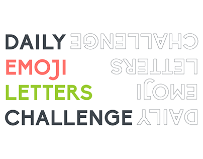 Daily Emoji Letters Challenge