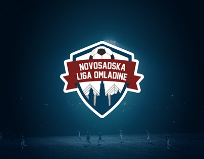 Novosadska Liga Omladine - Logo Design