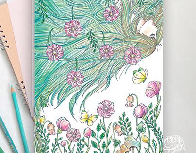 Coloring book,Coloriage